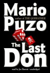 The Last Don [With Earbuds] - Mario Puzo, Joe Barrett