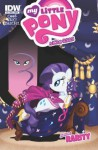 My Little Pony: Micro Series #3 - Rarity - Katie Cook, Andy Price, Amy Mebberson