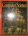 Foundations of Computer Science (Principles of computer science series) - Alfred V. Aho, Jeffrey D. Ullman
