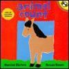 Animal Count: Sticker Book - Harriet Ziefert, Susan Baum