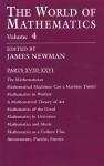 The World of Mathematics, Vol. 4 - James R. Newman