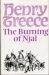 The Burning Of Njal - Henry Treece, Bernard Blatch