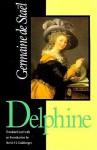 Delphine - Anne-Louise-Germaine de Staël, Avriel H. Goldberger