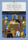 The Struggle for Freedom: A History of African Americans, Concise Edition, Volume 2 (Penguin Academic Series) (2nd Edition) - Clayborne Carson
