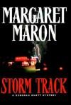 Storm Track (Deborah Knott Mysteries #7) - Margaret Maron