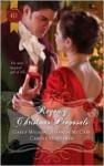 Regency Christmas Proposals - Gayle Wilson, Amanda McCabe, Carole Mortimer