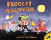 Froggy's Halloween - Defective - Jonathan London, Frank Remkiewicz