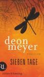 Sieben Tage - Deon Meyer