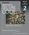 Writing Secure Code - Michael Howard, David LeBlanc