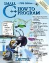 Small C++ How to Program (How to Program) - Harvey M. Deitel