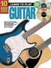 10 Easy Lessons Guitar Bk/CD - Gary Turner, Ltp Publications