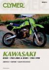Clymer Kawasaki, Kx60, 1983-2002, Kx80, 1983-1990 - Michael Morlan