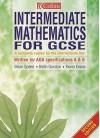 Intermediate Mathematics for GCSE - Keith Gordon, Kevin Evans