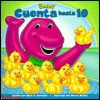 Barney Cuenta Hasta 10: Barney Counts to 10 - Mark S. Bernthal, Scholastic Inc.