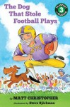 The Dog That Stole Football Plays (Passport to Reading Level 3) - Matt Christopher, Steve Bjorkman