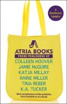 Atria Books: A Booklovers Sampler - Tina Reber, K.A. Tucker, Jamie McGuire, Raine Miller