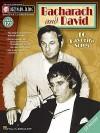 Bacharach and David: Jazz Play-Along Volume 123 (Hal Leonard Jazz Play-Along) - Hal David, Burt Bacharach
