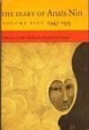 The Diary of Anaïs Nin: Volume Five 1947-1955 - Anaïs Nin, Stuhlmann Gunther