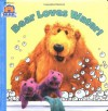 Bear Loves Water (Super Chubby) - Ellen Weiss