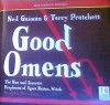 Good Omens: The Nice and Accurate Prophecies of Agnes Nutter Witch - Martin Jarvis, Terry Pratchett, Neil Gaiman