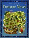 Treasure Mazes - Kim Blundell, Jenny Tyler