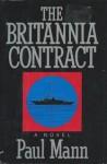 The Britannia Contract - Paul Mann