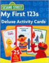 Sesame Street My First 123's Deluxe Activity Cards (Active Minds) - Bob Berry