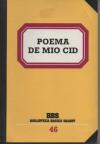 Poema De Mio Cid - Anonymous, Luis Garner