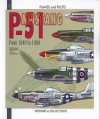 P-51 Mustang: From 1940 to 1980 - Dominique Breffort, André Jouineau, Alan McKay