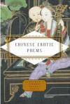 Chinese Erotic Poems - Tony Barnstone, Chou Ping