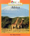 Africa (Rookie Read-About Geography) - Allan Fowler