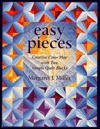 Easy Pieces. Creative Color Play with Two Simple Quilt Blocks - Print on Demand Edition - Margaret Miller, Kandy Petersen