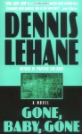 Gone, Baby, Gone: A Novel (Audio) - Dennis Lehane, Jonathan Davis