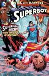 Superboy (2011- ) #15 - Tom DeFalco, Amilcar Pinna, Roger Robinson, Iban Coello