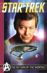 Star Trek Comics Classics: The Return of the Worthy - Peter David, Bill Mumy, J. Michael Straczynski, Howard Weinstein