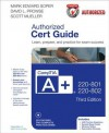 CompTIA A+ 220-801 and 220-802 Authorized Cert Guide (3rd Edition) - Mark Edward Soper, David L. Prowse, Scott Mueller