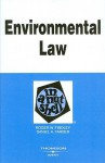 Environmental Law in a Nutshell (Nutshell Series) - Roger W. Findley, Daniel A. Farber