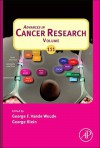 Advances in Cancer Research, Volume 111 - George F. Vande Woude, George Klein
