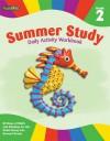 Summer Study Daily Activity Workbook: Grade 2 (Flash Kids Summer Study) - Flash Kids Editors