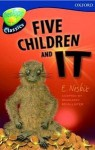 Five Children And It (Oxford Reading Tree: Stage 14: Tree Tops Classics) - Margaret McAllister