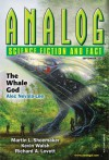Analog Science Fiction And Fact, September 2013 - Trevor Quachri, Martin L. Shoemaker, Alec Nevala-Lee, Lavie Tidhar, Joe Pitkin, Kenneth Schneyer, Liz J. Andersen, Richard A. Lovett