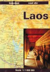 Lonely Planet Travel Atlas: Laos - Lonely Planet, Joe Cummings