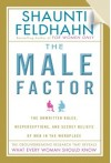 The Male Factor [Faith-Based Edition]: The Unwritten Rules, Misperceptions, and Secret Beliefs of Men in the Workplace - Shaunti Feldhahn