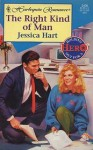 The Right Kind Of Man (Harlequin Romance) - Jessica Hart