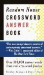 Random House Crossword Answer Book - Daniel Stark, Stanley Newman
