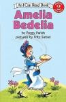 Amelia Bedelia (Turtleback School & Library Binding Edition) (I Can Read Amelia Bedelia Level 2) - Peggy Parish, Fritz Siebel