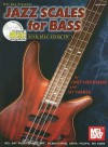 Mel Bay Jazz Scales for Bass Book/CD Set - Corey Christiansen
