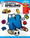 Rib-Ticklers Spelling, Grade 3 - Karen Latchana Kenney