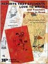 Reports That Students Love to Write & Teachers Love to Read (Kids's Stuff Series) - Imogene Forte, Sandra Schurr