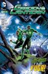 Green Lantern 08 (Nuevo Universo DC) - Geoff Johns, Tony Bedard, Doug Mahnke, Tyler Kirkham